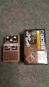 BOSS Fender '63 Reverb FRV-1