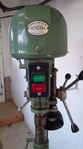 General 340 Drill Press $400 OBO