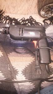 Black & Deker Drill