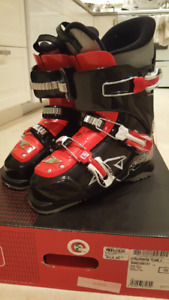 Nordica Firearrow Blk/Red - size 14/15