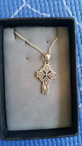 Celtic Knot Cross From Ireland