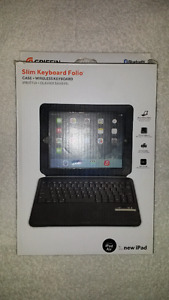 Griffin Ipad Air and Galaxy Folio Tablet Keyboard/Cases