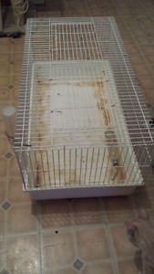 Large small animal cage for sale