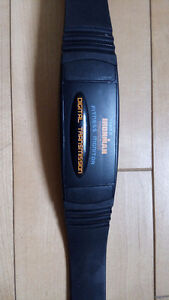TIMEX Ironman heart rate monitor-breast strap