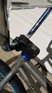 BMX bike (2010) with tasteful upgrades
