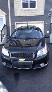 2011 CHEV AVEO LT HATCHBACK FULLY LOADED