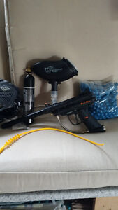 Fusil paintball comme neuf