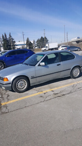 1995 BMW 318TI 5 speed