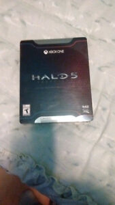 Brand new Halo 5 limited edition