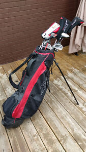 CHEAP SET OF XV460 LEFT HAND GOLF CLUBS WITH EXTRAS!!!