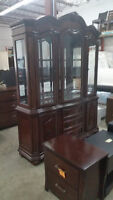 Beautiful hutch buffet - Delivery Available