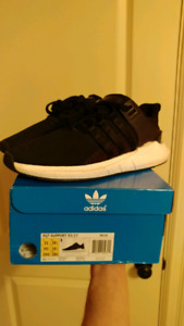 Adidas EQT 93/17 Boost Milled Leather Pack Sz 11