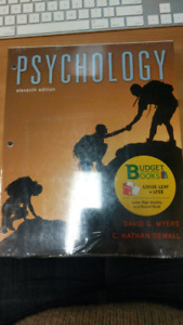 Psychology Myers 11th Edition