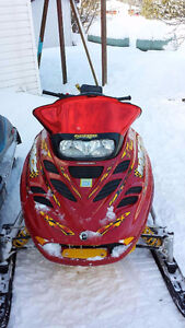2 SLEDS-Running Great. Make best offer (s) Peterborough Peterborough Area image 5