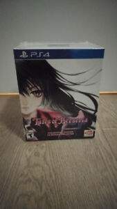Brand New, Sealed Tales of Berseria Collector's Edition PS4