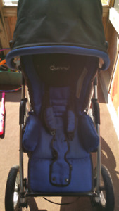 Quinny Stroller and Matching Car Seat