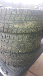235 65 17 studded tires