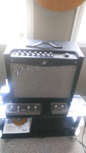Fender Mustang III v1  - JUST LIKE NEW w/Pedals $435