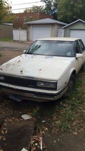 '89 Buick Lesabre Limited 4DR