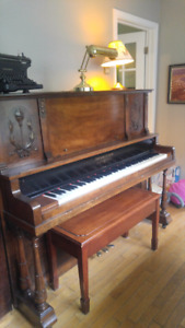Upright Piano Circa 1910