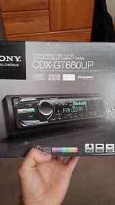 Sony CDX660UP CAR STEREO FOR SALE