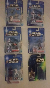 Star Wars figures collectable. .. offers?
