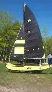 RECONDITIONED HOBIE 16 CATAMARAN