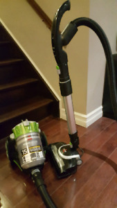 Bissell Powergroom Multicyclonic Bagless Canister Vacuum