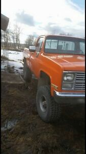 Truck for sale or trade for sled Regina Regina Area image 1