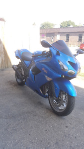 2007 ZX14R 12500kms