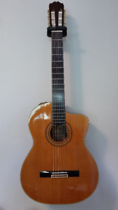 Takamine EC132SC Classical Acoustic - Time Capsule ~20 hours use