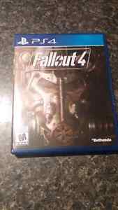Fallout 4 PS4 $30 sell or trade!