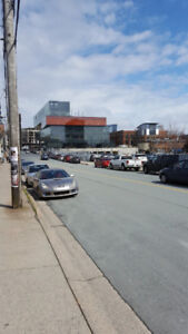 Downtown parking spaces available now!