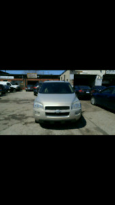 2009 Chevrolet Uplander 3.8L No Rust On The Road ready to drive