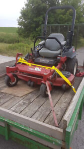 "Stolen Toro Z master 3000 54"" with 688 hrs"