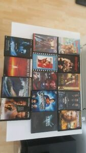 Films (bluray ,DVD,vhs)
