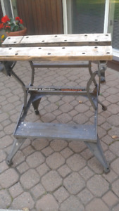 Black and Decker WorkMate Duluxe