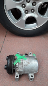 AC Compressor Subaru Impreza