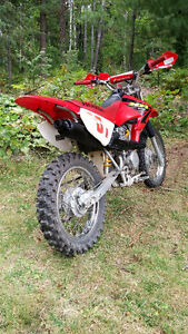 """crf- 80-xr """"IMPECABLE"""""""