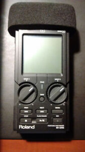 Roland R-26 6 Channel Portable Recorder