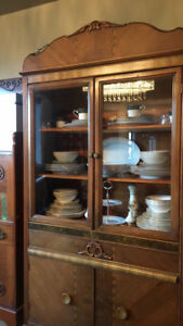 1930's China Cabinet