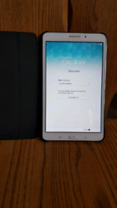 Samsung galaxy tab 4  SOLD