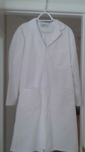 Lab Coat size S and UVEX Inspiring Safety eyewear