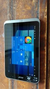 Acer Iconia W4 tablet and extra