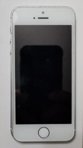 iPhone 5S Silver 16GB - $150