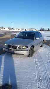 For trade bmw 325xi 2002