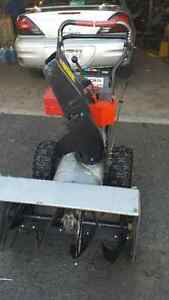 Sears 2 Craftsmen snowblower