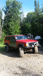 1993 jeep Cherokee part out