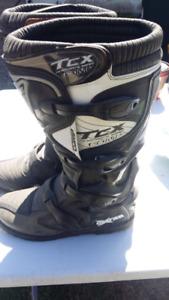 Oxtar  Motocross boots size 10