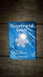 Water Crystal Cards